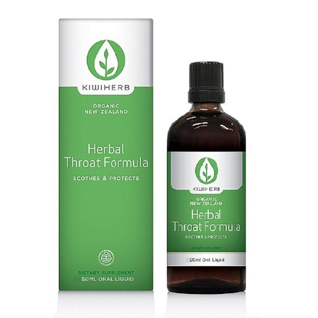 Herbal Throat Formula