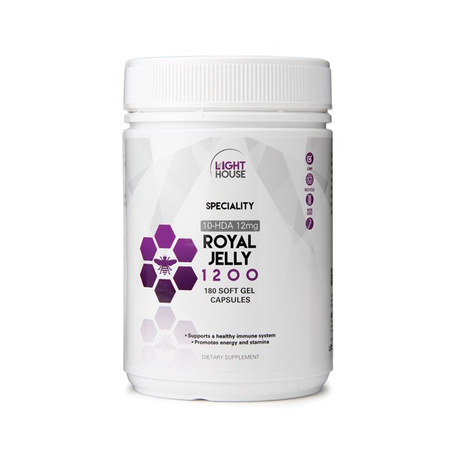 Royal Jelly 1200