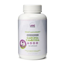 High Strength Garcinia Cambogia 6000