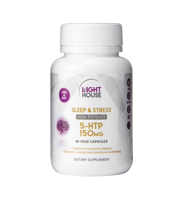 High Potency 5-HTP 150mg