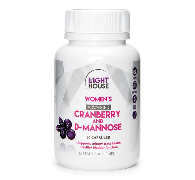 Cranberry and D-Mannose