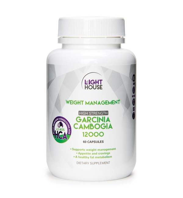 High Strength Garcinia Cambogia 12000