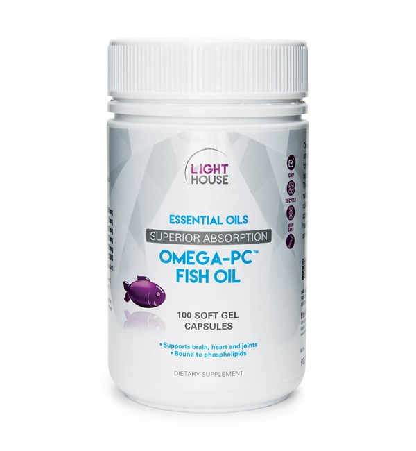Omega-PC™ Fish Oil