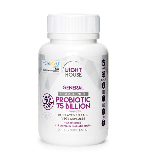 Probiotic 75 Billion