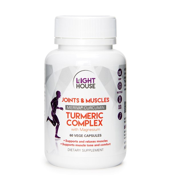 Turmeric Complex with Magnesium (Dated BB March 2021)