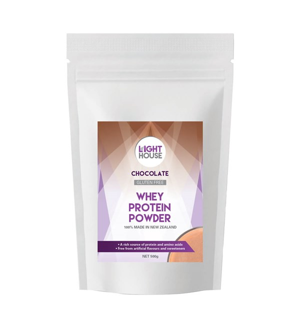 Whey Protein Powder - Chocolate
