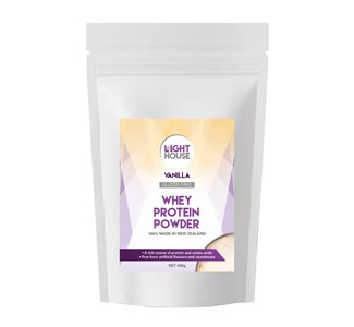 Whey Protein Powder - Vanilla