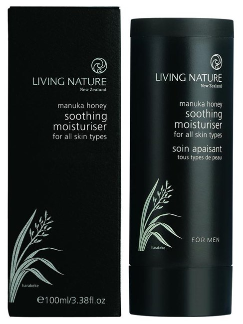Soothing Moisturiser - For Men