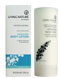 Living Nature Refreshing Body Lotion