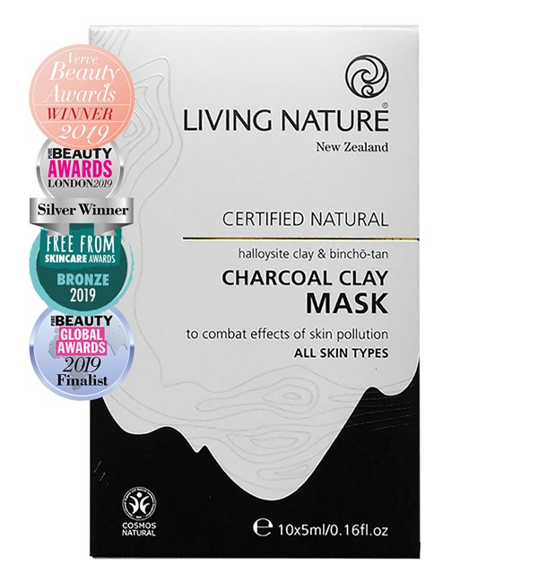 Charcoal Clay Mask (BB 03/2021)