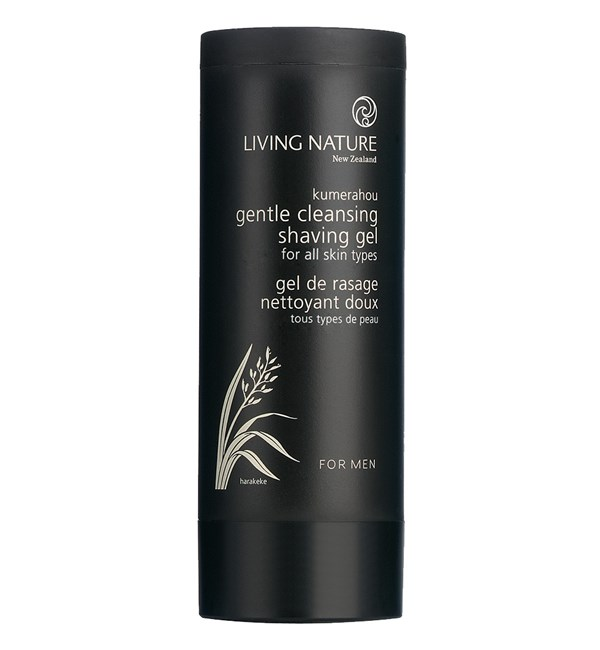 Cleansing Shaving Gel - For Men