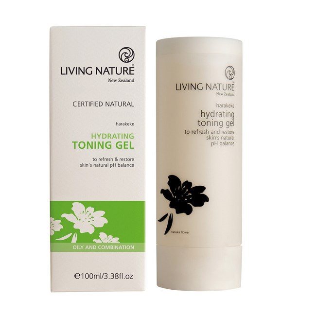 Hydrating Toning Gel