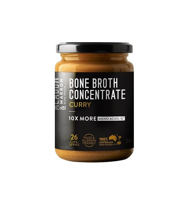 Bone Broth Concentrate - Curry
