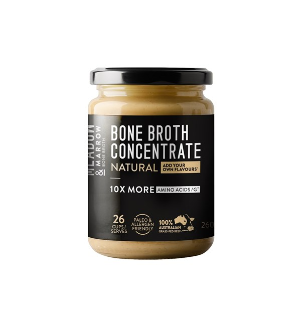 Bone Broth Concentrate - Natural