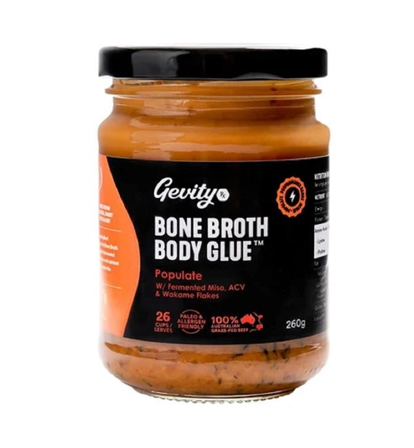 Bone Broth Body Glue - Populate