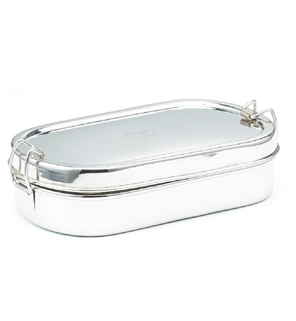 Oval Lunchbox