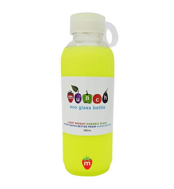 Glass Drink Bottle 500ml
