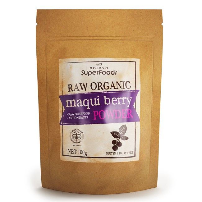 Maqui Berry Powder