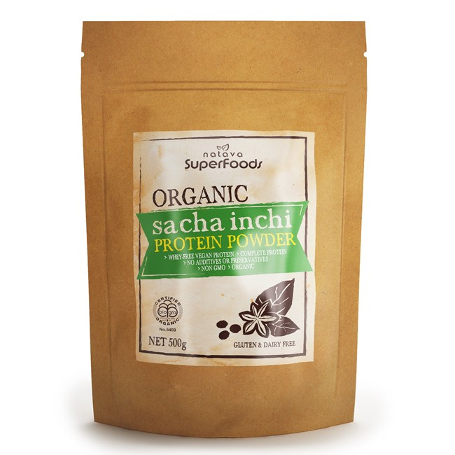 Sacha Inchi Protein Powder