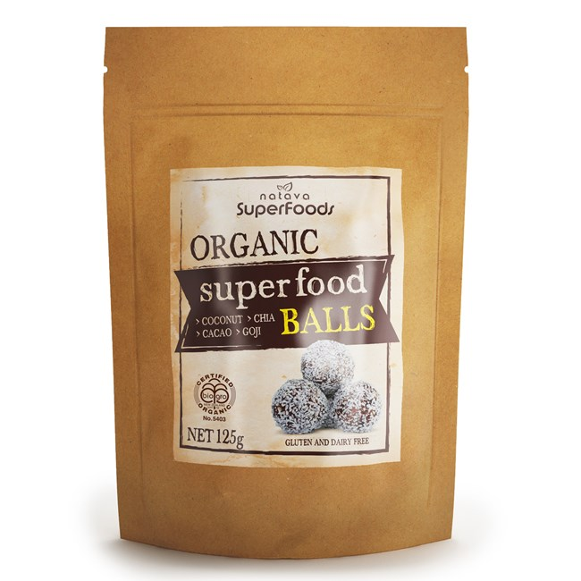 Organic Superfood Balls