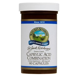 Caprylic Acid Combination