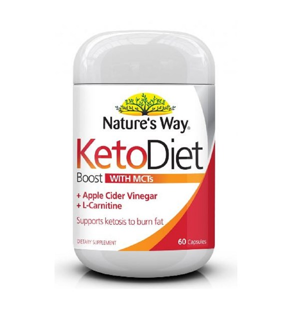 Keto Diet Boost