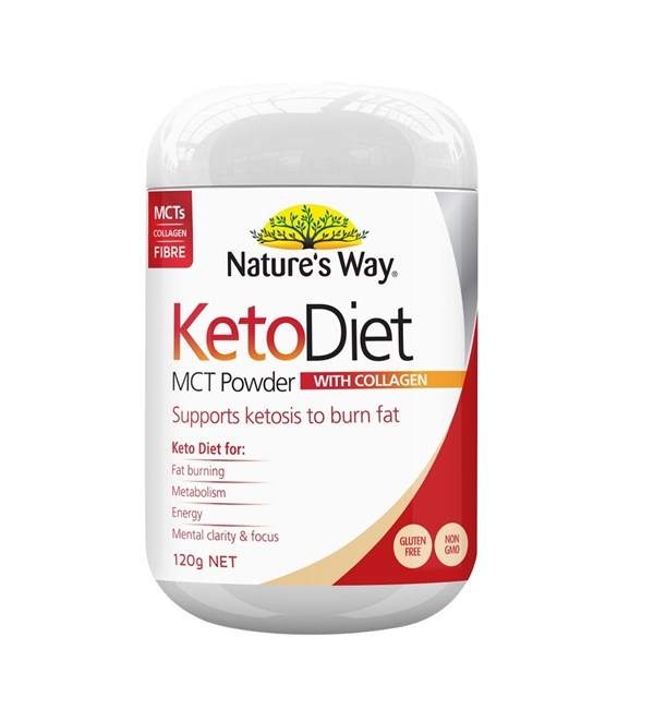 Keto Diet MCT Powder