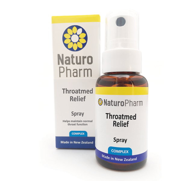 Throatmed Relief Oral Spray