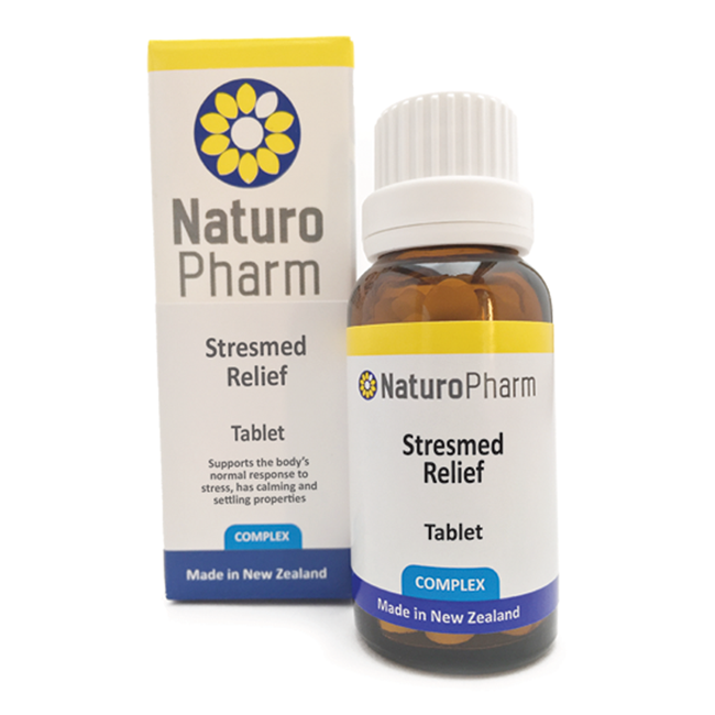 Stresmed Relief Tablets