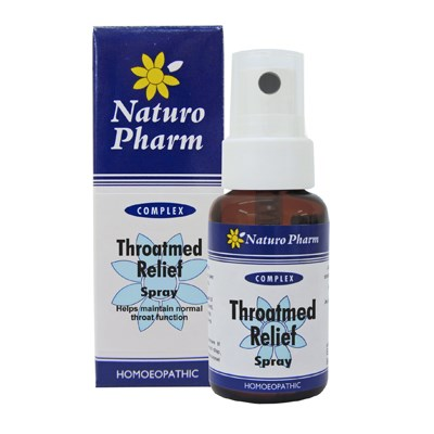 Throatmed Relief
