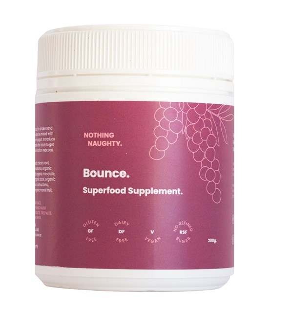 Bounce Superfood Powder