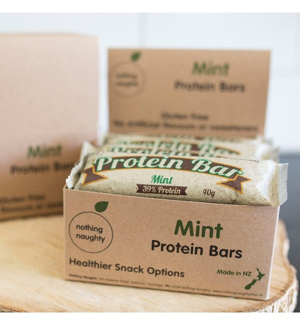 Protein Bar - Mint