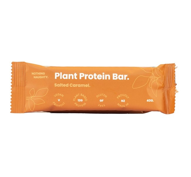 Plant Protein Bar Salted Caramel