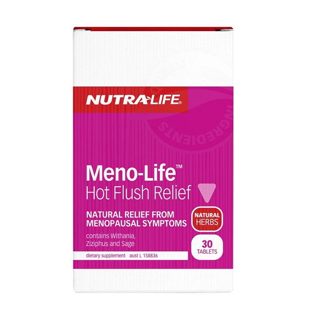 Meno-Life Hot Flush Relief