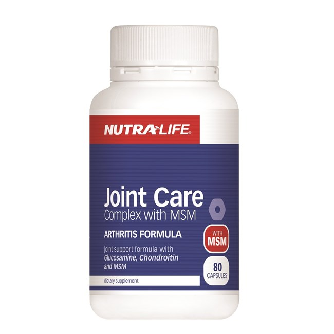 Joint Care Complex with MSM