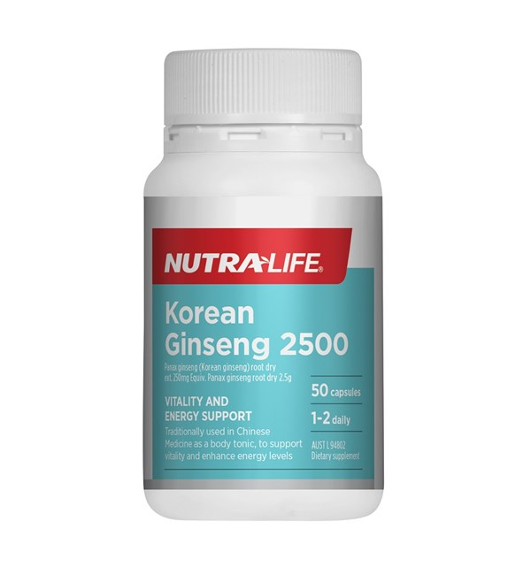 Korean Ginseng 2500