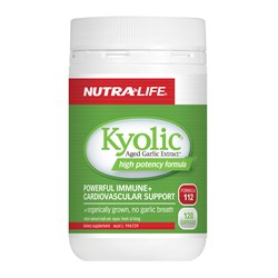 Kyolic High Potency Aged Garlic 120 Caps