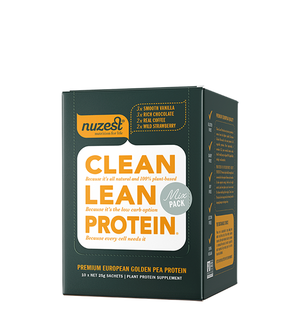 Clean Lean Protein - Mixed Flavours