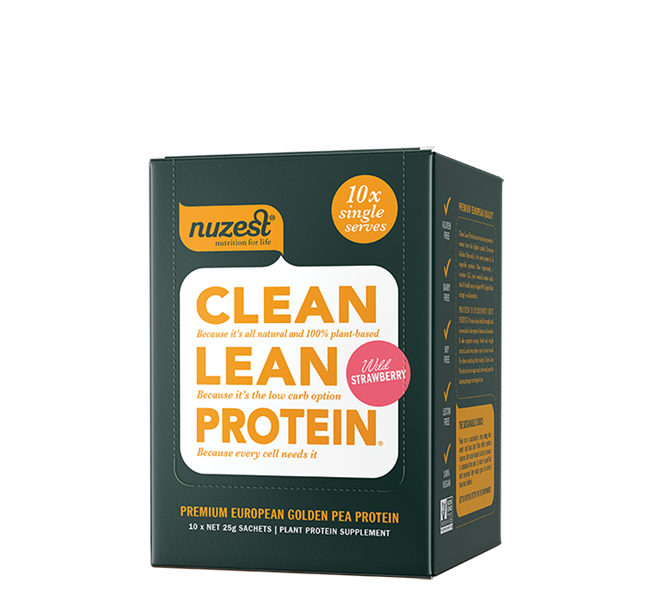 Clean Lean Protein - Wild Strawberry (Best Before 24/10/2020)