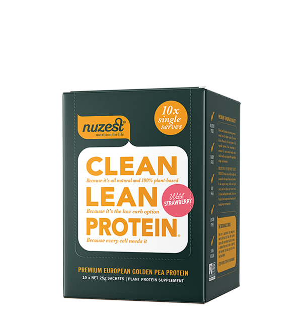 Clean Lean Protein - Wild Strawberry