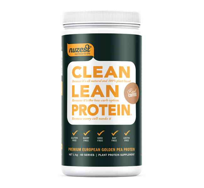 Clean Lean Protein - Real Coffee