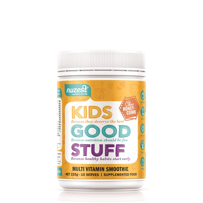 Kids Good Stuff Chocolate Honeycomb