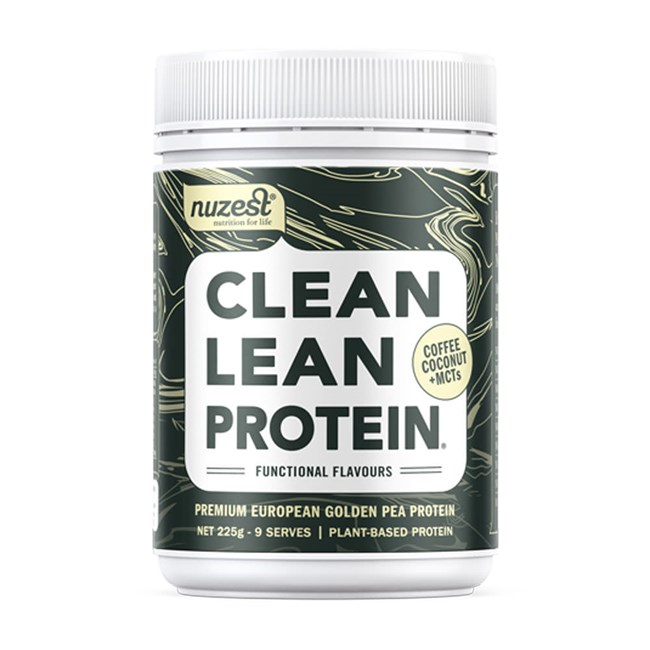 Clean Lean Protein - Coffee Coconut + MCTs