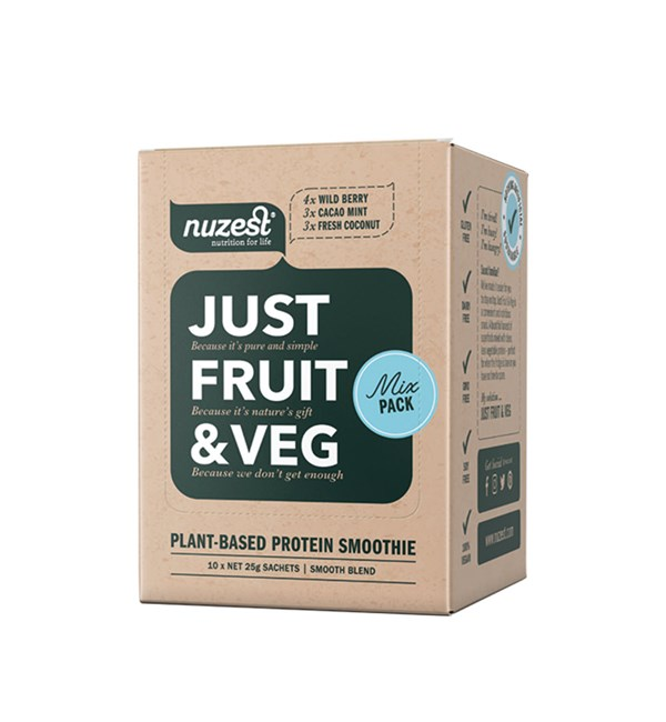 Just Fruit and Veg - Mixed Pack