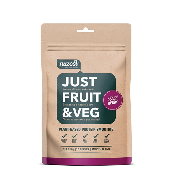 Just Fruit and Veg - Wild Berry