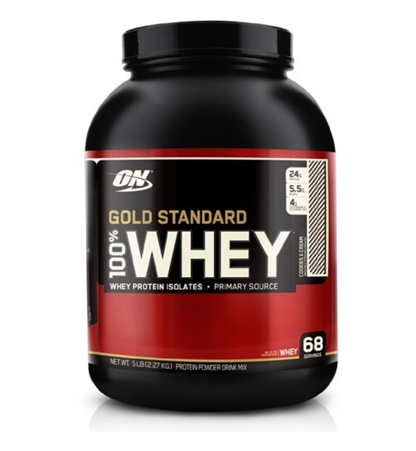 Gold Standard 100% Whey - Cookies & Cream