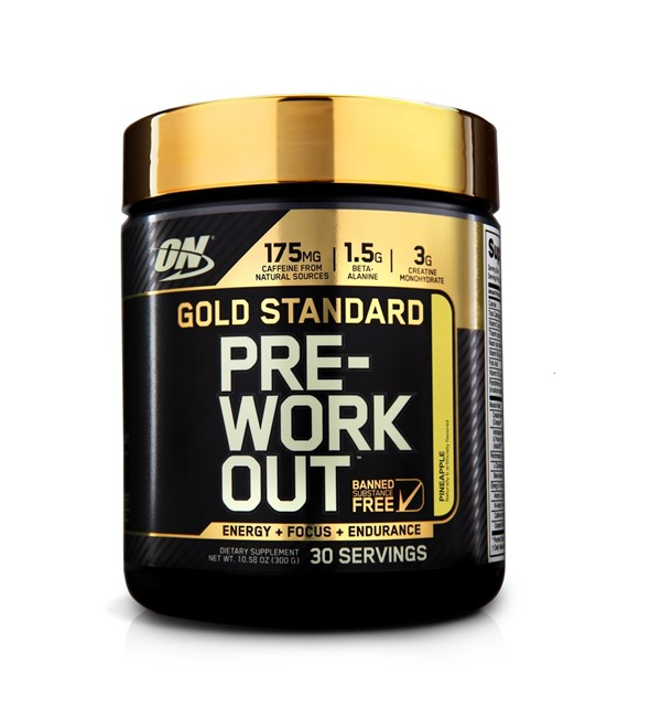 Gold Standard Pre-Workout - Pineapple