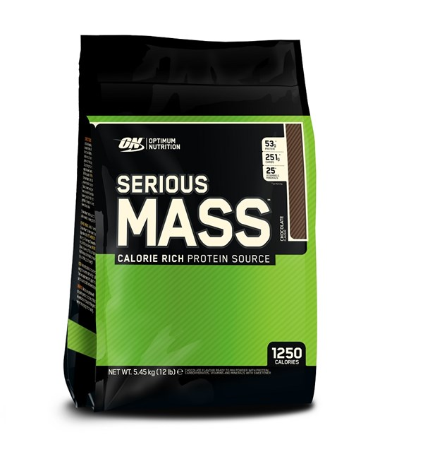 Serious Mass Chocolate