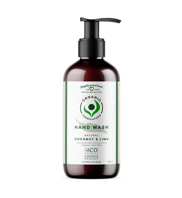 Coconut and Lime Hand Wash