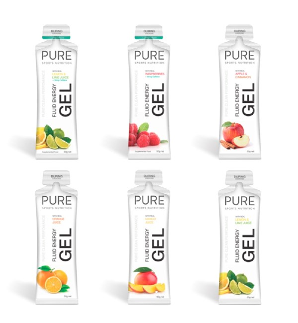 Fluid Energy Gel - Mix and Match